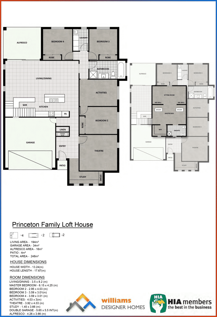 Princeton Family Loft